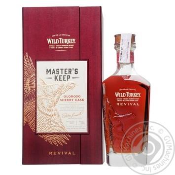 Wild Turkey Revival Whisky 50.5% 0,75l - buy, prices for Novus - image 1
