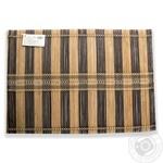 Бамбукова підставка під гаряче 30х45 см. Артикул  95-110-010. TM