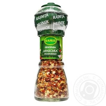 Приправа Kamis Млинок Арабська маракеш 46г - купити, ціни на Novus - фото 1