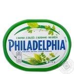 Сыр Филадельфия с зеленью 64% 175г - купить, цены на Восторг - фото 2