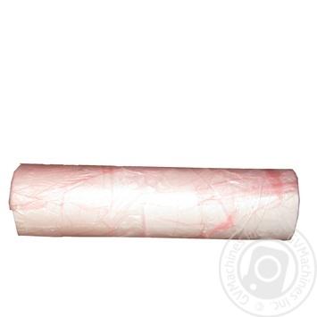 Пакети в рулоні 25*32 300шт ТСМ Premium - купить, цены на МегаМаркет - фото 1