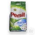 Порошок стиральный Persil Свежесть от Silan автомат 6кг