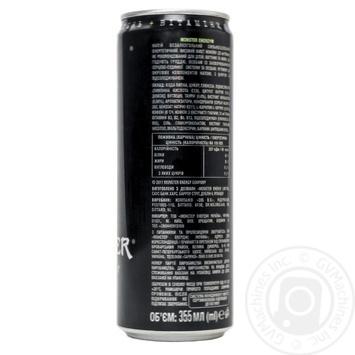 Напиток энергетический Monster Energy безалкогольный 355мл - купить, цены на Novus - фото 3
