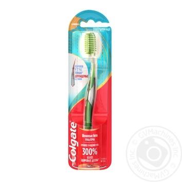 Зубна щітка Colgate Шовкові нитки Ультра м'яка в асортименті - купити, ціни на Восторг - фото 3