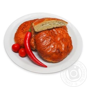 Хачапури по-грузински с сыром - купить, цены на МегаМаркет - фото 1