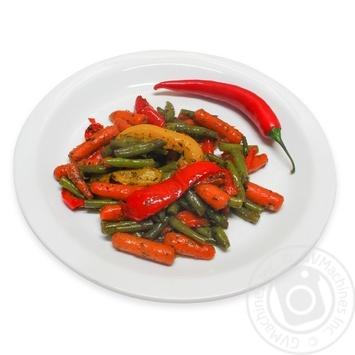 Рагу овочеве Мозаїка - купити, ціни на МегаМаркет - фото 1