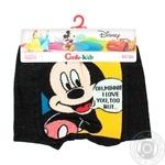Колготи дитячі Conte Kids Disney 17С-130СПМ розмір 80-86, 460 чорний