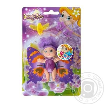 Лялька Фея метелик