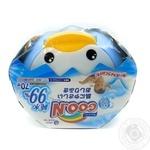 Вологі серветки Goo.N в пластиковому бокс-пінгвін с секретним замком для чутливої шкіри 70шт