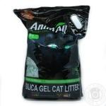 Наповнювач Animall для кошачьего туалета силікагель 5л - купити, ціни на Novus - фото 1