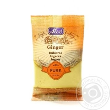 Spices ginger ground 25g