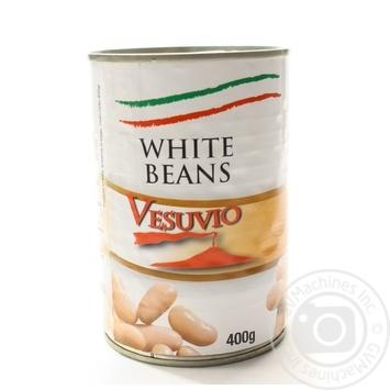 Квасоля біла консервована Канелліні стерилізована Fiamma 400 г