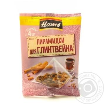 Смесь пряностей Hame Глинтвейн в пакетиках-пирамидках 20г