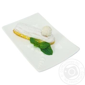 Пирожное Эклер кокос - купить, цены на МегаМаркет - фото 1