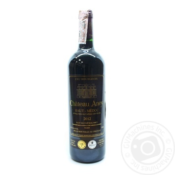 Chateau Aney red dry wine 0,75l