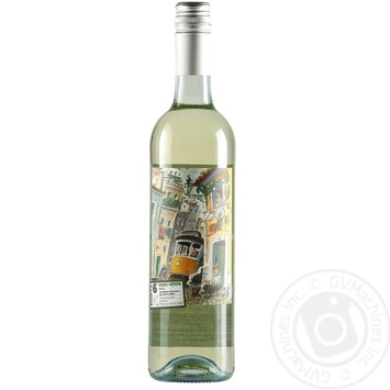Вино Porta 6 Vinho Verde 9,5% 0,75л
