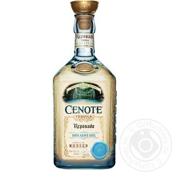 Cenote Reposado tequila 40% 0,7l