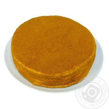 Торт медовий Казка - купити, ціни на МегаМаркет - фото 2