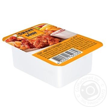 Соус Аскания-Пак кисло-сладкий 25г - купить, цены на Ашан - фото 1