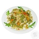 Макарони з овочами - купити, ціни на МегаМаркет - фото 1