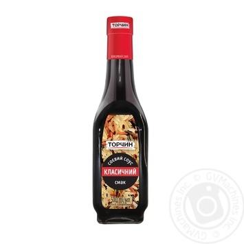 Соус соевый Торчин Классический 500мл - купить, цены на Метро - фото 1