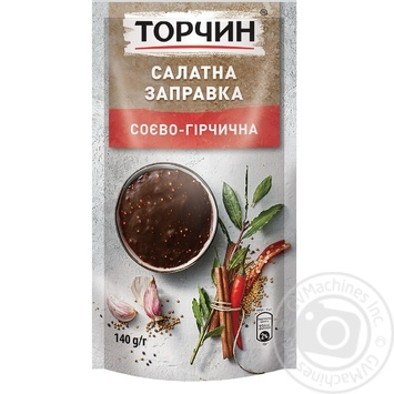 Cooking base Torchin soy 140g