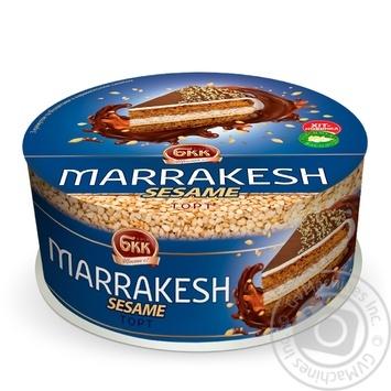 Торт БКК Маракеш Сезам 850г - купити, ціни на Novus - фото 1