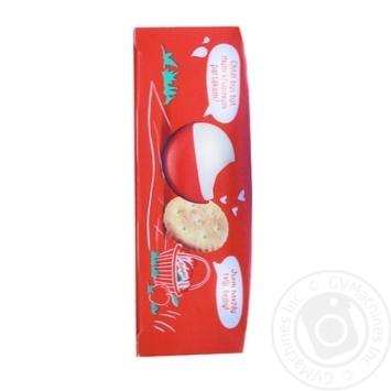 Сир Babybel Mіні напівтвердий з крекером 40г - купити, ціни на Novus - фото 2