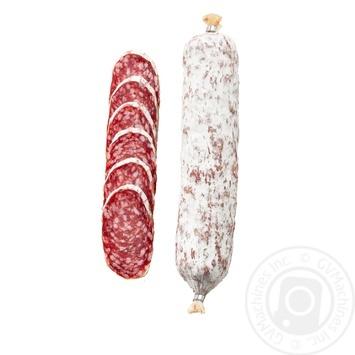 Колбаса Салями Милано Глобино сыровяленая высший сорт