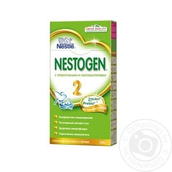 Смесь молочная Нестле Нестожен 2 сухая с пребиотиками для детей с 6 месяцев 350г