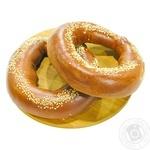 Bagel with Seasame Seeds