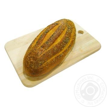 Хліб з маком та кунжутом - купити, ціни на МегаМаркет - фото 2