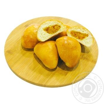 Pies with dried apricots - buy, prices for MegaMarket - image 1