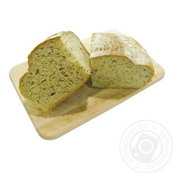 Хліб цільнозерновий - купити, ціни на МегаМаркет - фото 1