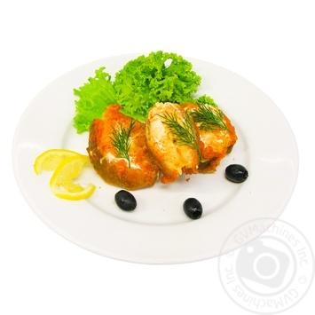 Рыба жареная Миньок