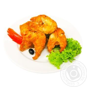 Рыба жареная Треска красная - купить, цены на МегаМаркет - фото 1