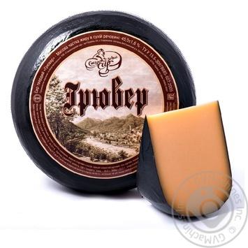 Сир Старокозаче Грювер 45% - купити, ціни на МегаМаркет - фото 1