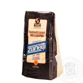 Сыр Zanetti Пармиджано Реджано 32%