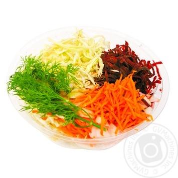 Борщ Украинский (набор овощей) 390г