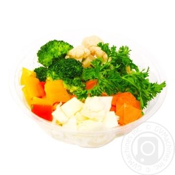 Суп овощной (набор овощей) 440г