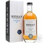 Mezan Panama Rum 2006 40% 0.7l