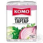 Сыр Комо Тартар плавленый 55% 90г