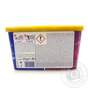 Средство для стирки Persil Discs Color Deep Clean капсулы 11 шт - купить, цены на МегаМаркет - фото 2