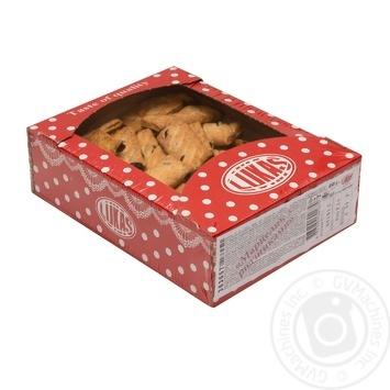 Печенье Лукас Марцелик с изюмом 450г - купить, цены на Novus - фото 3