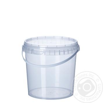 Plastic bucket 0,5l