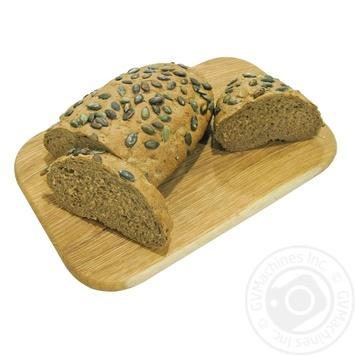 Хліб Грехемський - купити, ціни на МегаМаркет - фото 1