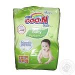 Трусики-підгузники для дітей 6-11кг розмір M унісекс Cherful Baby 58шт