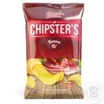 Чипсы Flint Chipster's со вкусом бекона 70г