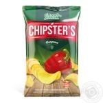 Flint Chipster's Paprika Potato Chips