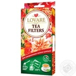 Lovare Filter packages for brewing tea blends 50pcs/pack